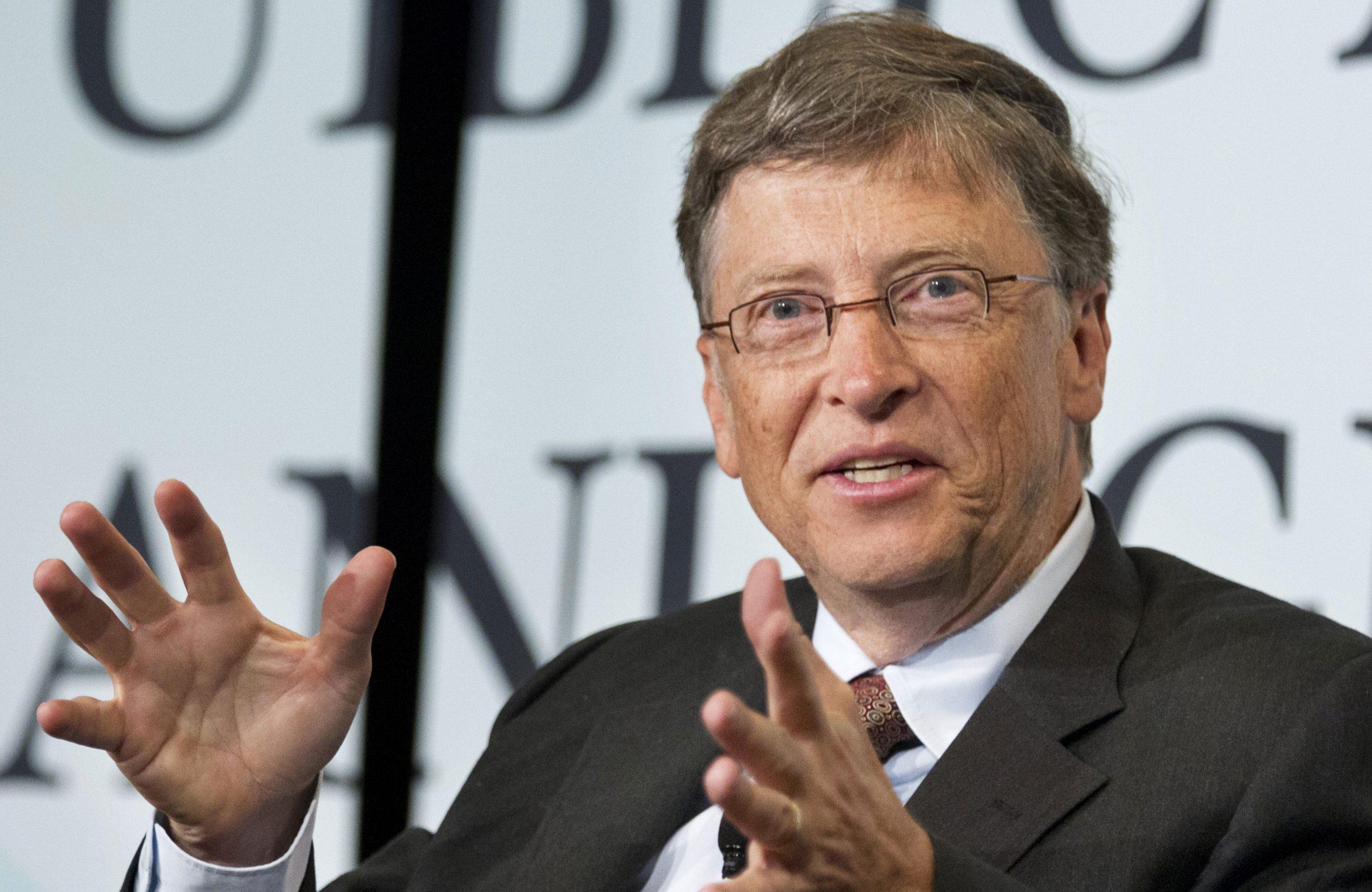 Μπιλ Γκέιτς: Μια φονική πανδημία εν όψει…