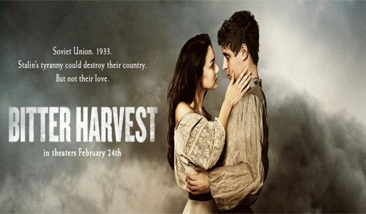 Bitter Harvest: Μια ιστορία αγάπης στην κόλαση του κομμουνισμού!