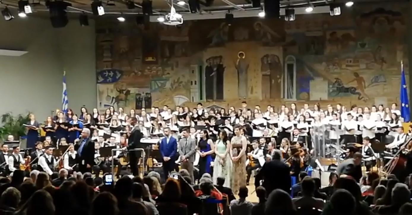 Μακεδονία Ξακουστή BINTEO – Συμφωνική Ορχήστρα Νέων Ελλάδος