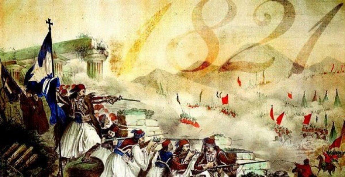 1821-2020: ο Αγώνας για την Ελευθερία συνεχίζεται…